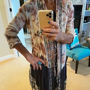 Sundance sheer 100% cotton wrap